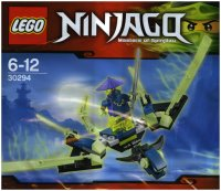 Фото - Конструктор Lego The Cowler Dragon 30294