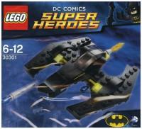 Фото - Конструктор Lego Batwing 30301