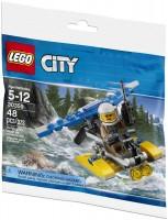 Фото - Конструктор Lego Police Water Plane 30359