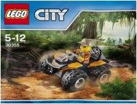 Фото - Конструктор Lego Jungle ATV 30355