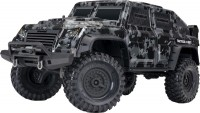 Радиоуправляемая машина Traxxas TRX-4 Tactical Unit 4WD RTR 1:10