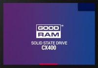 SSD накопитель GOODRAM SSDPR-CX400-256
