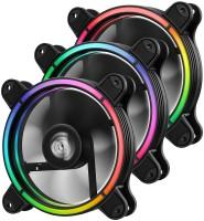 Система охлаждения Enermax T.B. RGB 12cm 3pcs.