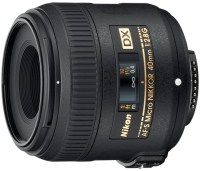 Фото - Объектив Nikon 40mm f/2.8G AF-S Micro-Nikkor