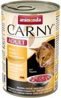 Фото - Корм для кошек Animonda Adult Carny Chicken/Duck 0.4 kg