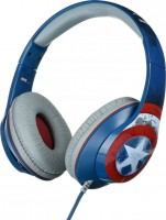 Наушники eKids iHome Marvel Captain America Mic