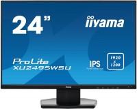 Монитор Iiyama ProLite XU2495WSU-B1