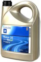 Моторное масло GM Dexos 1 5W-30 5L
