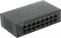 Коммутатор Cisco SF110D-16HP