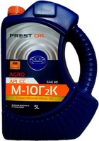 Моторное масло Prest Agro M-10G2K 5L