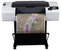Плоттер HP  DesignJet T790 (CR648A)