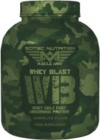 Протеин Scitec Nutrition Muscle Army Whey Blast 2.1 kg