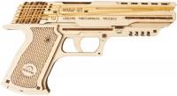 3D пазл UGears Wolf-01 Handgun