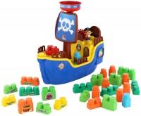 Конструктор Polesie Pirate Ship 62246