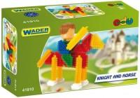 Конструктор Wader Knight and Horse 41910-6