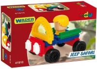 Конструктор Wader Jeep Safari 41910-5