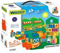 Конструктор Wader Middle Blocks 41581