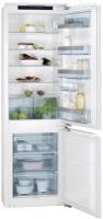 Фото - Встраиваемый холодильник AEG SCS 91800 F0