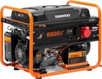 Электрогенератор Daewoo GDA 7500E-3 Master