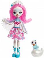 Кукла Enchantimals Saffi Swan FRH38