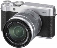 Фотоаппарат Fuji FinePix X-A20 16-50