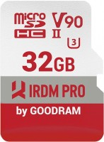 Карта памяти GOODRAM microSDHC IRDM Pro V90 UHS II U3 32Gb