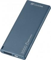 Powerbank аккумулятор Cellularline FreePower Slim 3000