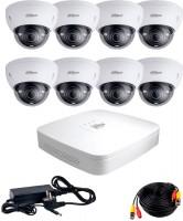 Комплект видеонаблюдения Dahua KIT-HDCVI-8D PRO