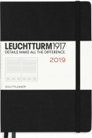 Ежедневник Leuchtturm1917 Daily Planner Pocket Black