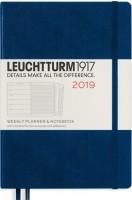 Ежедневник Leuchtturm1917 Weekly Planner Notebook Blue