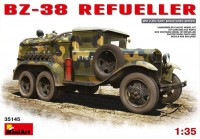 Сборная модель MiniArt BZ-38 Refueller (1:35)