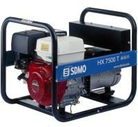 Фото - Электрогенератор SDMO Intens HX 7500T