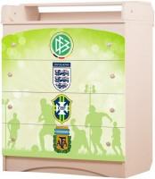 Пеленальный столик Valter-S Football