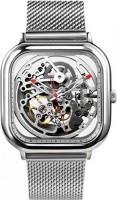 Наручные часы Xiaomi CIGA Design Hollowed-out Silver