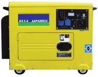 Электрогенератор AKSA AAP 4200 DE