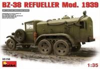 Сборная модель MiniArt BZ-38 Refueller Mod. 1939 (1:35)