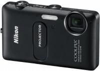 Фотоаппарат Nikon CoolPix S1200pj