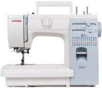 Швейная машина, оверлок Janome 5522