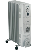 Фото - Масляный радиатор Mystery MH-9004F
