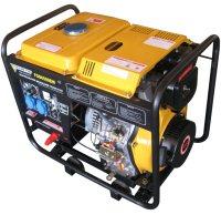 Электрогенератор Forte FGD 6500EW