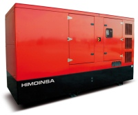 Фото - Электрогенератор Himoinsa HDW-300 T5