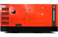 Электрогенератор Himoinsa HDW-400 T5
