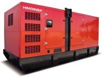 Электрогенератор Himoinsa HDW-670 T5