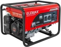 Фото - Электрогенератор Elemax SH-6500EX-S