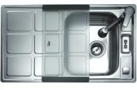 Кухонная мойка Teka Cuadro 45B