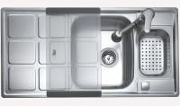 Кухонная мойка Teka Cuadro 60B