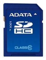 Фото - Карта памяти A-Data SDHC Class 10 8Gb