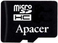 Фото - Карта памяти Apacer microSDHC Class 4 4Gb