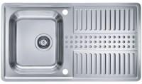 Кухонная мойка Alveus Pixel 10
