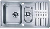 Кухонная мойка Alveus Pixel 40